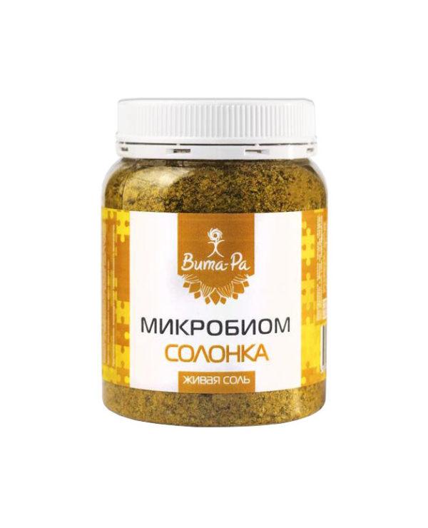 Микробиом Солонка А